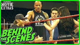 FIGHTING WITH MY FAMILY (2019) | Behind the Scenes of Dwayne Johnson WWE Movie