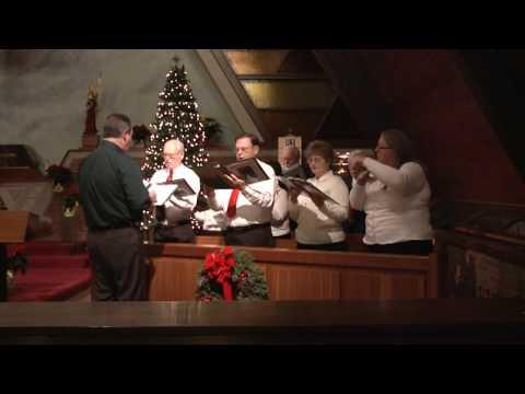 Sacred Heart Christmas Eve Mass 12-24-10