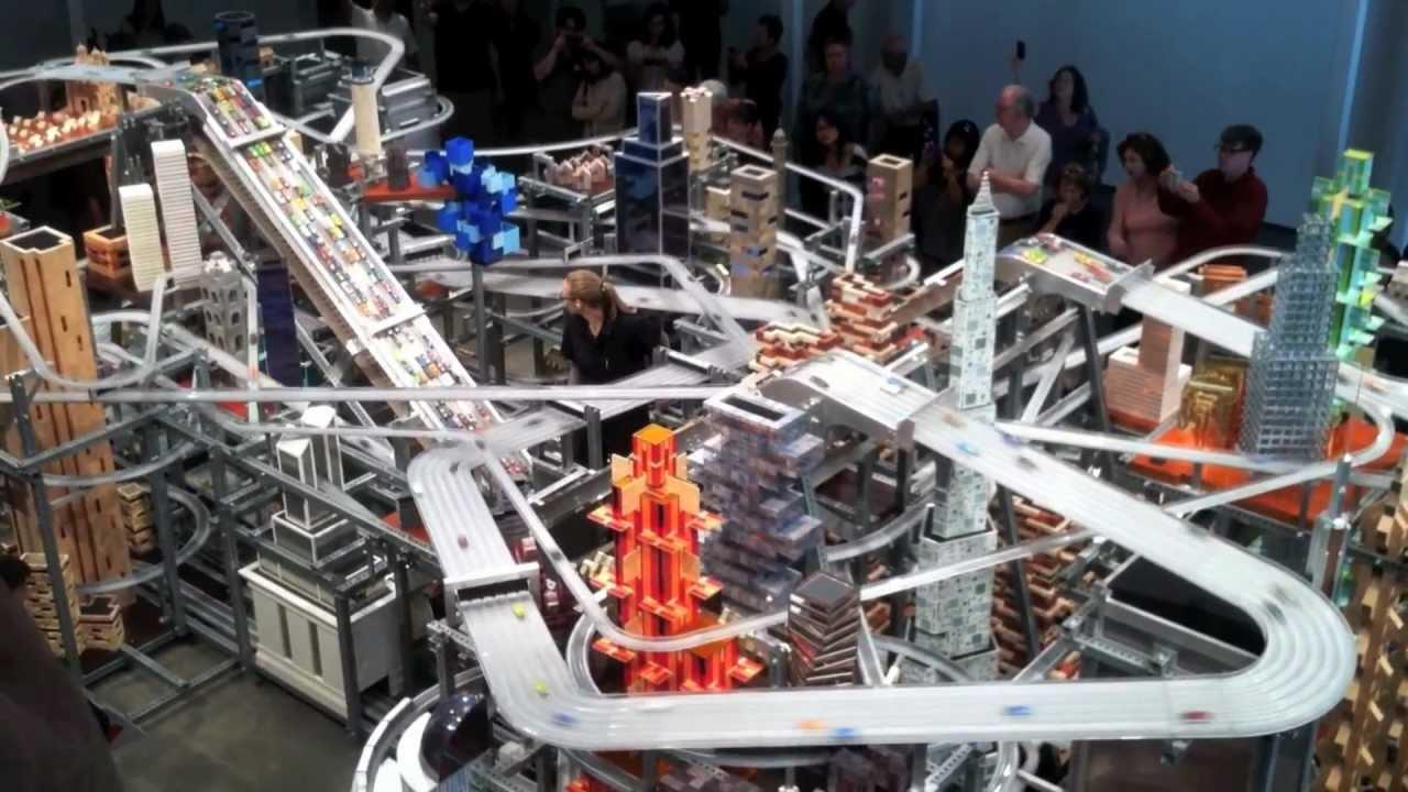 Worlds Largest Hot Wheels Car Track Youtube