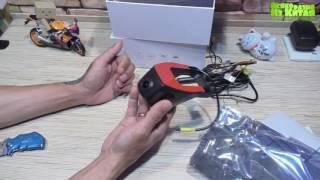 Скрытая камера видеорегистратор в автомобиль FULL HD WiFi