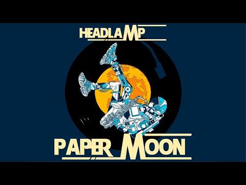 HEADLAMP - PAPER MOON【Short Lyric Video】