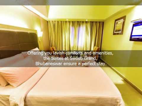 Hotels in Bhubaneswar Near Railway Station Swosti Grand