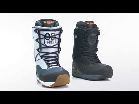Thirtytwo TM-Three 'Grenier' Snowboard Boots - 2020