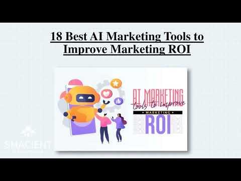 18 Best AI Marketing Tools to Improve Marketing ROI