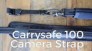 Pacsafe - Carrysafe 100 Anti-Theft Camera Strap