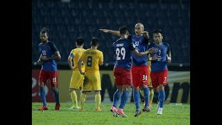 Johor Darul Ta'zim 3-2 Song Lam Nghe An (AFC Cup 2018: Group Stage)