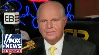Limbaugh defends Trump's Baltimore remarks, blasts Dems' collusion obsession