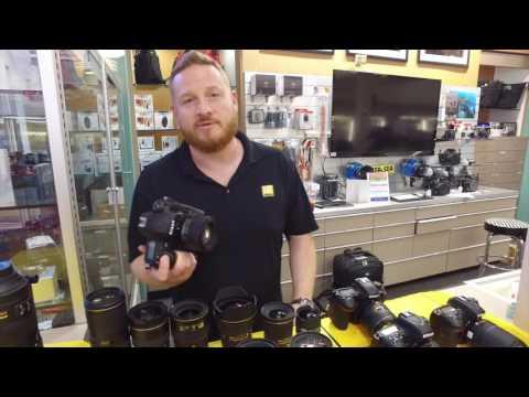 Joel - Your Friendly Neighborhood Nikon Rep