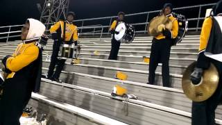 Thurgood Marshall drumline -Funk Train
