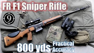 🏅FR-F1 sniper to 800yds: Practical Accuracy + GIGN Loyada Hostage Rescue [feat. Forgotten Weapons]
