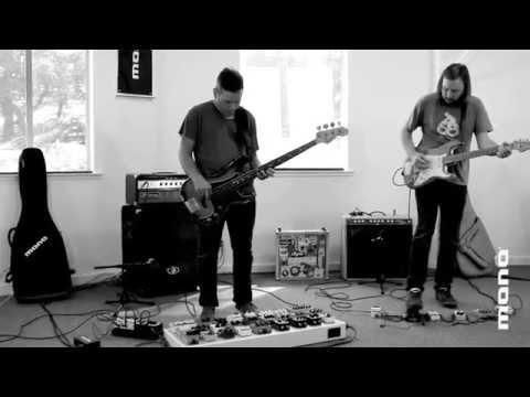 MONO :: Live @ HQ :: Juan Alderete x Isaiah Mitchell - Improv 1