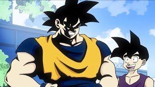 Goku vs. All Might RAP BATTLE!!