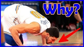 Why The Knicks NEVER Put Enes Kanter In Games!