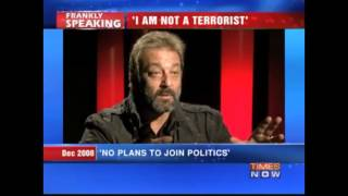 Frankly Speaking With Sanjay Dutt (The Full Interview)