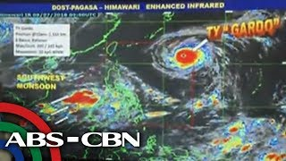 WATCH: PAGASA 11am update on typhoon Gardo | 9 July 2018