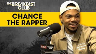 "Chance The Rapper Talks New ""Owbum"", Love For His Wife, Thoughts On NFL + More"