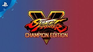 Street fighter v champion edition :  bande-annonce 2