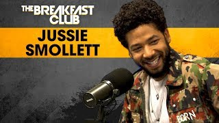 Jussie Smollet Talks New Album, Life After 'Empire', Stereotypes + More