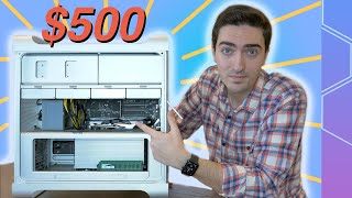 ULTIMATE cheap and easy Mac Pro build for 2020!
