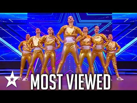 TOP 5 MOST VIEWED KIDS Auditions on Israel's Got Talent | Got Talent Global