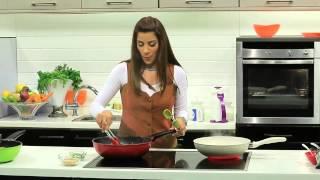 اجنحة دجاج صينى - ارز محمر بالجنزبيل - بيف ستر فراى - اميرة شنب - اطباق رمضان