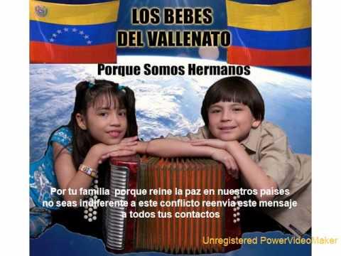 COLOMBIA Y VENEZUELA SOMOS HERMANOS