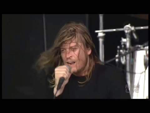 Puddle Of Mudd - Blurry (Live) - Rocklahoma 2012 - HD