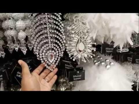 AtHome Christmas Themes Preview / Amazing Ornaments & Decor!!!
