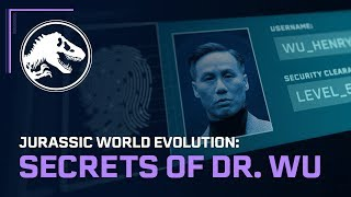 Jurassic World Evolution - Secrets of Dr. Wu