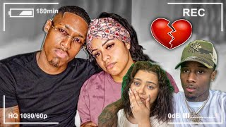 Reaction To Carmen and Corey's Miscarriage