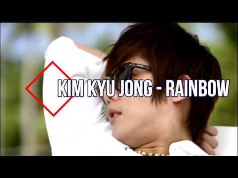 Kim Kyu Jong Rainbow (무지개 - 김규종) One Step OST