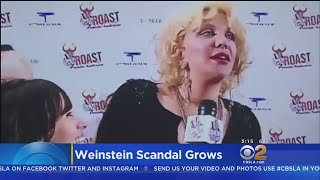 Courtney Love Warns About Harvey Weinstein In 2005 Video