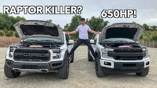 650hp Roush F150 Review - Better Than A Raptor?