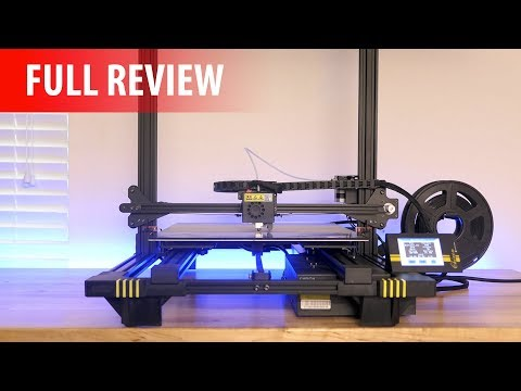 video ANYCUBIC Chiron (Kit)