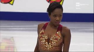 Vanessa JAMES / Morgan CIPRES FRA  Short Program 2019 European Figure Skating Championships