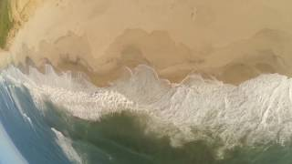 Sunday Morning on the beach FPV  Relaxing