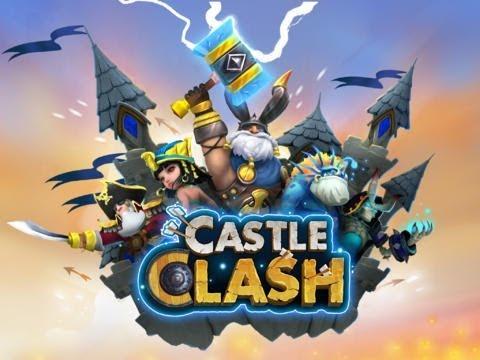 comment avoir des fragments castle clash