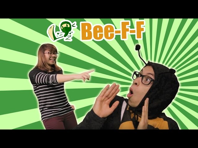 Bee-F-F: Friends Are the Bee's Knees