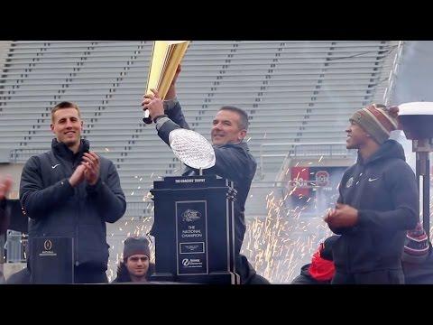 Ohio State CFP National Championship Celebration