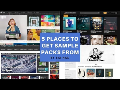 5 Top Places to Get Free & Paid Sample Packs From