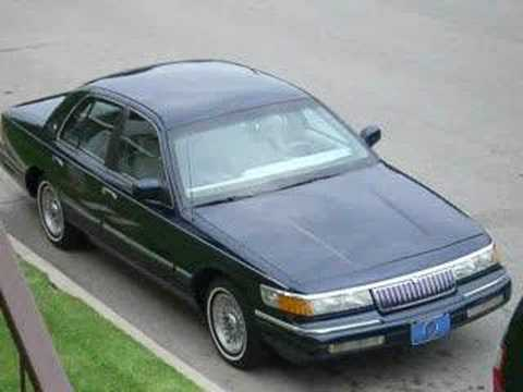 Mercury grand marquis is first produced world history project publicscrutiny Choice Image