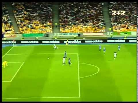 Динамо Київ - Чорноморець Одеса - 0:1. Гол: Володимир Прийомов (42')