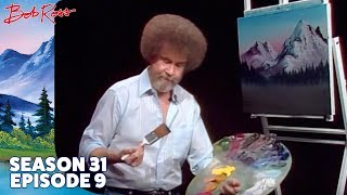 Bob Ross - Evergreen Valley (Season 31 Episode 9)