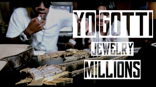 Yo Gotti - Jewelry over a MILLION | Behind The Music | Jordan Tower Network