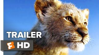 The Lion King Trailer #1 (2019) | Movieclips Trailers - YouTube