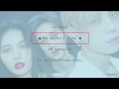 TRIPLE H - RETRO FUTURISM Full Album [2nd Mini Album]