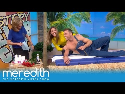 """Mystery Celebrity Getaway"" with Chris Soules! 