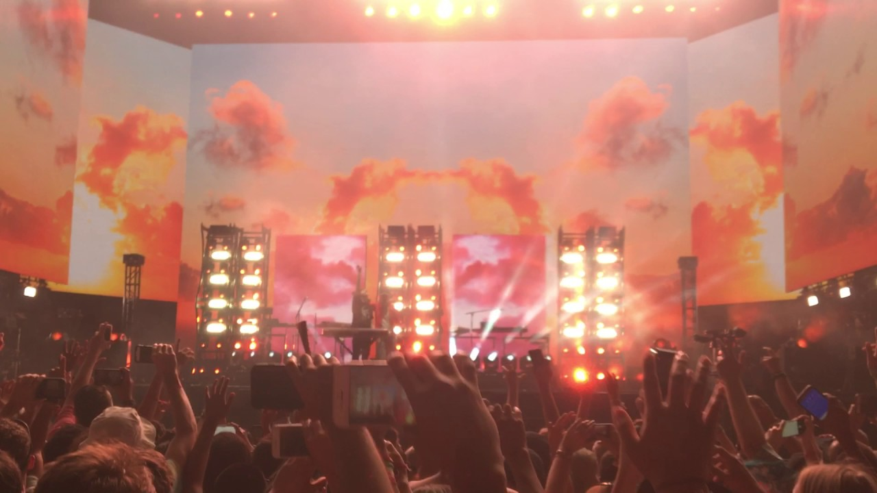 Porter Robinson & Madeon - Final Shelter Encore + Language + Farewells @ Coachella Weekend 2