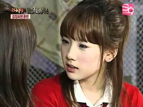 SNSD Taeyeon VS Sooyoung
