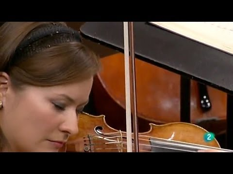 Arabella Steinbacher - Brahms Violin Concerto